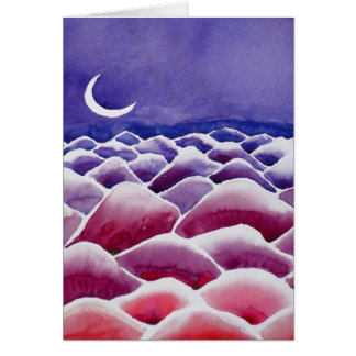 moonscape II Card