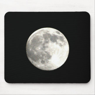 Moonscape Mouse Pad