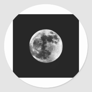 moonscape etiquetas redondas