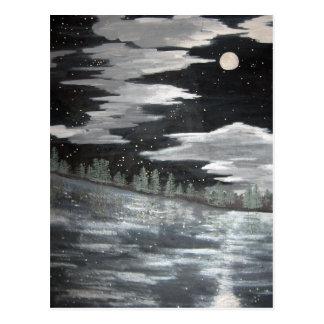 moonscape tarjetas postales