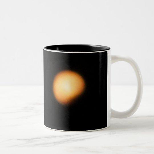 Moonscape Two-Tone Coffee Mug