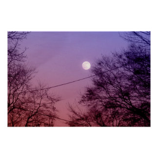 MoonSet Impresiones