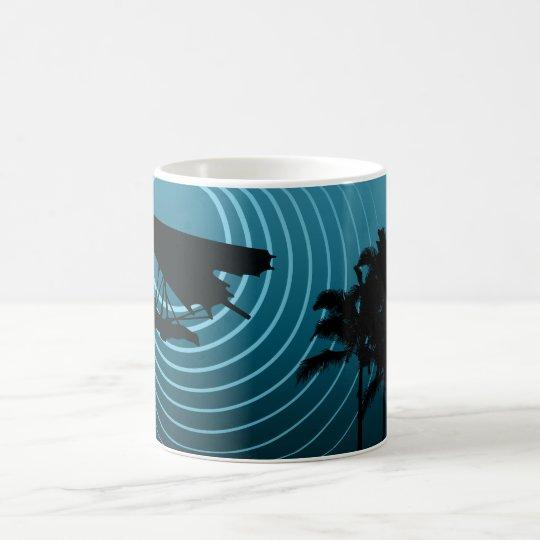 moonshine hang gliding coffee mug