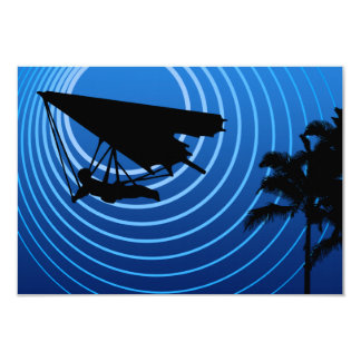 moonshine hang gliding personalized invites