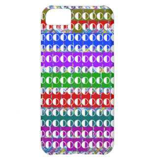 MOONshine Moon Constellations Cover For iPhone 5C