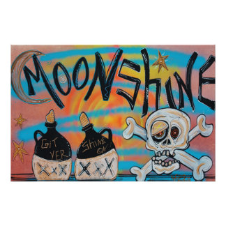 Moonshine Posters