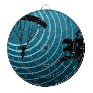 moonshine skydiver dart board