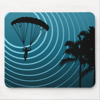 moonshine skydiving mouse pad