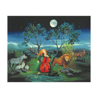 Moonshine Sonata 2006 Canvas Print