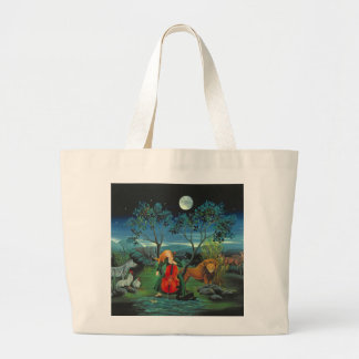 Moonshine Sonata 2006 Large Tote Bag