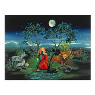 Moonshine Sonata 2006 Postcard