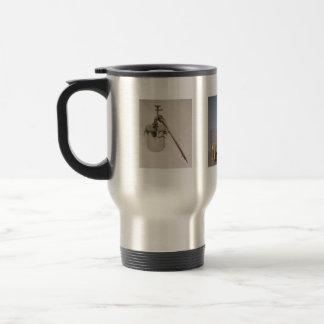 Moonshine stills travel mug