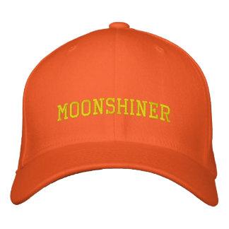 MOONSHINER EMBROIDERED BASEBALL HAT
