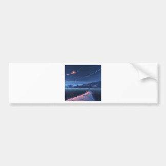 Moonshining Bumper Sticker
