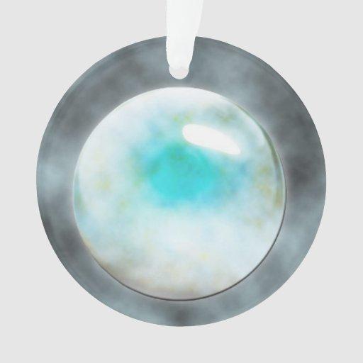 moonstone gemstone ornament zazzle
