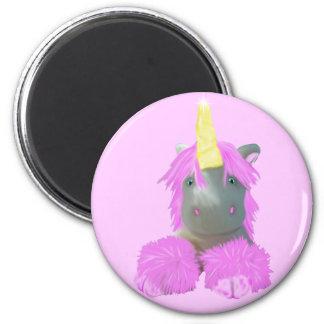 Moonstone the unicorn fridge magnets