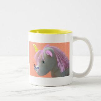 Moonstone the unicorn mug