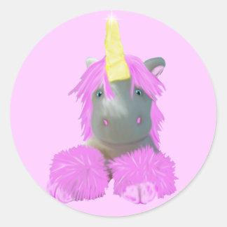 Moonstone the unicorn sticker
