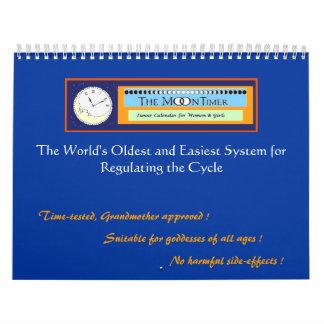 MoonTimer 2015 Lunar Calendar - sale priced!