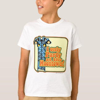 Moontower Party T-Shirt