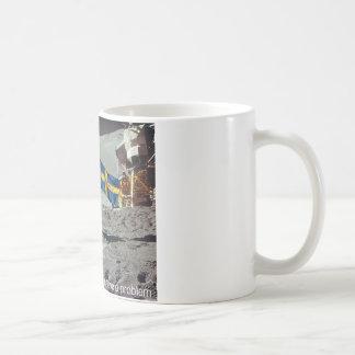 moonwalk Schweden Coffee Mug
