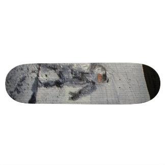 Moonwalk Skateboard Deck