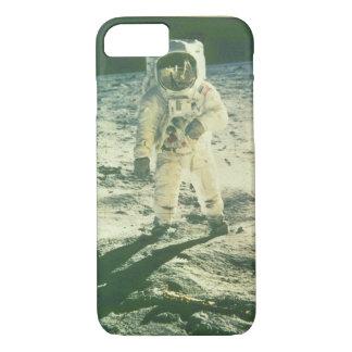 Moonwalk_Space iPhone 7 Case