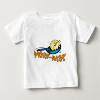 MoonWOK MoonWALK funny bright comic drawing Infant T-shirt