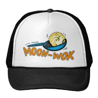 MoonWOK MoonWALK funny comic hat Hat