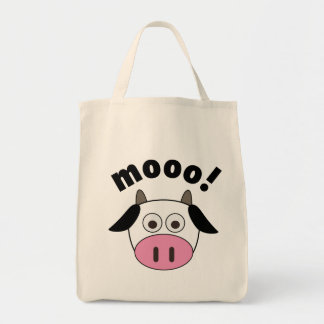 Mooo! Cow Bags