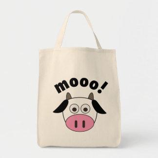 Mooo! Cow Tote Bag