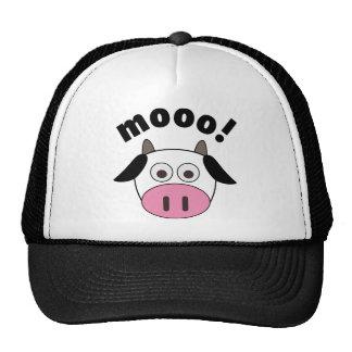 Mooo! Cow Trucker Hat