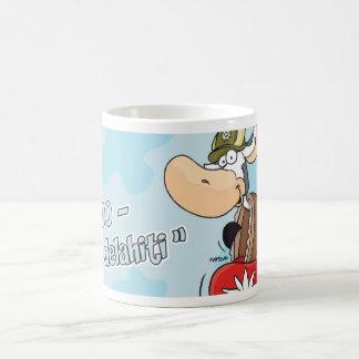"""""""MOOO-delahiti"""" Coffee Mug"""