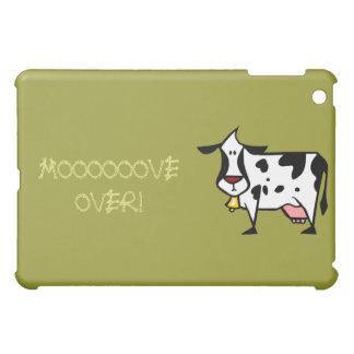 Moooooove Over! iPad Case