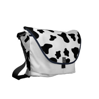 Mooove Along Rickshaw Messenger Bag