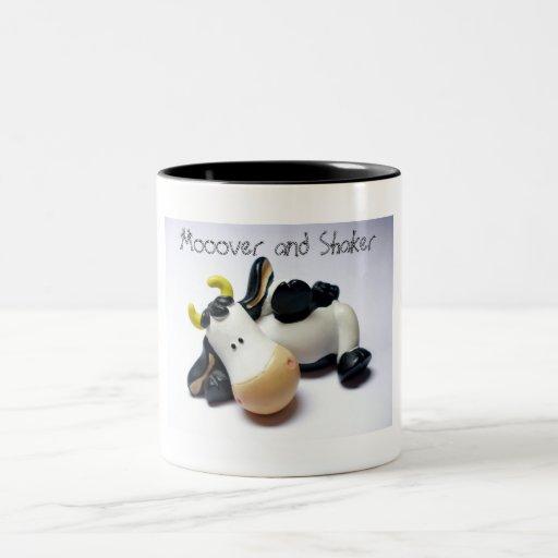 Mooover and Shaker Coffee Mug
