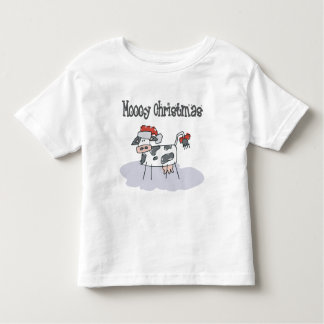 Moooy Christmas T-Shirt Sweatshirt