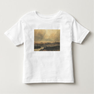 Moor with windmill t-shirt