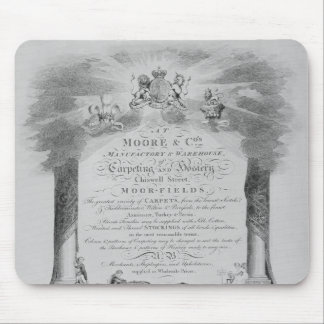 Moore & Co. Trade Card Mouse Pad