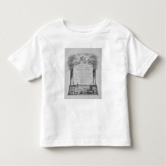 Moore & Co. Trade Card Toddler T-shirt