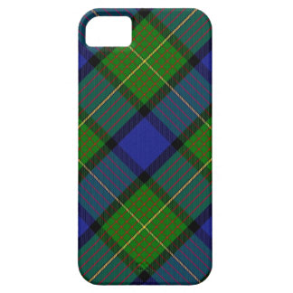 Moore/Muir Tartan iPhone 5/5S Barely There iPhone SE/5/5s Case