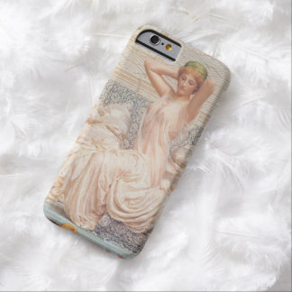 Moore, Silver iPhone 6, Barely There Barely There iPhone 6 Case