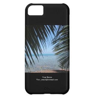 Moorea Palm Tree iPhone Case iPhone 5C Cases