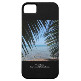 Moorea Palm Tree iPhone Case iPhone 5 Cases