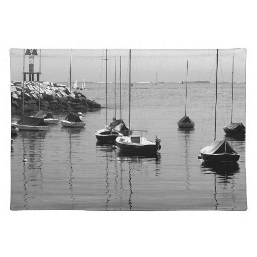 Moored Cloth Placemat
