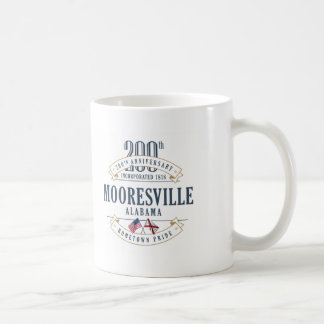 Mooresville, Alabama 200th Anniversary Mug
