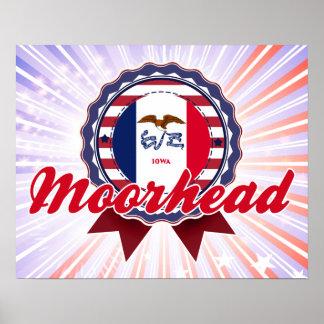 Moorhead, IA Posters