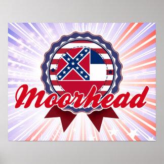 Moorhead, MS Print