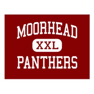 Moorhead - panteras - joven - Conroe Tejas Postales