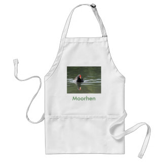 Moorhen and Reflection Aprons